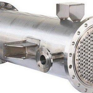 Trocador de calor em aço